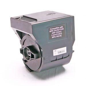 alternatief - compatible Toner voor Canon C-Exv21 Ir-C2880 cyan
