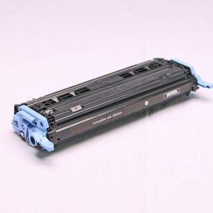 alternatief - compatible Toner voor Hp 124A Q6001A Laserjet 2600 cyan