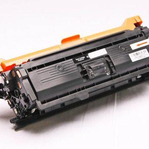 alternatief - compatible Toner voor Hp 646A Cf032A Cm4540 geel
