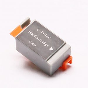 alternatief - compatible inkt cartridge voor BCI 15 kleur wit Label