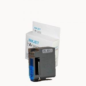 alternatief - compatible inkt cartridge voor Canon BC 05 wit Label