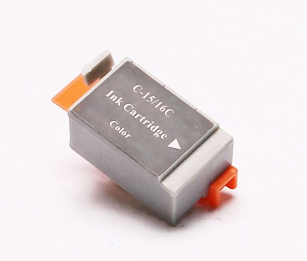 alternatief - compatible inkt cartridge voor Canon BCI 16 kleur wit Label