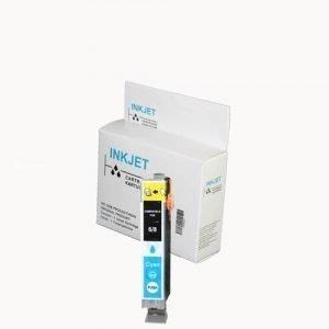 alternatief - compatible inkt cartridge voor Canon BCI 3E/6 light cyan wit Label