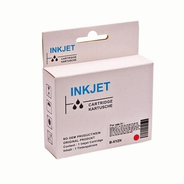 alternatief - compatible inkt cartridge voor Canon BCI 3E/6 light magenta wit Label