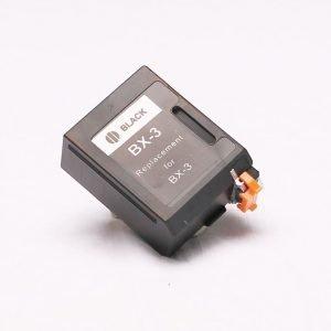 alternatief - compatible inkt cartridge voor Canon BX 03 BC 02 zwart wit Label