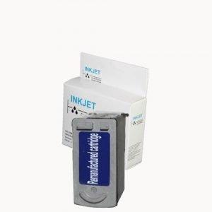 alternatief - compatible inkt cartridge voor Canon Cl38 Cl41 Cl51 kleur wit Label