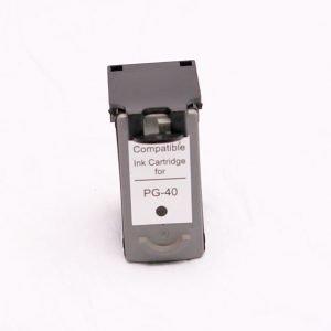 alternatief - compatible inkt cartridge voor Canon PG 37 PG 40 PG 50 zwart wit Label