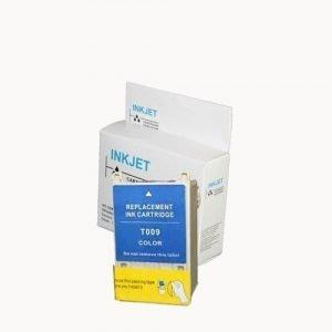 alternatief - compatible inkt cartridge voor Epson T009 kleur wit Label