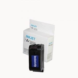 alternatief - compatible inkt cartridge voor Hp 17 C6625A kleur wit Label