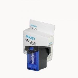 alternatief - compatible inkt cartridge voor Hp 22XL C9352A kleur wit Label