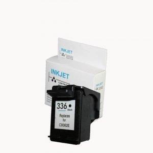 alternatief - compatible inkt cartridge voor Hp 336xxl zwart wit Label