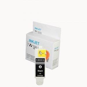 alternatief - compatible inkt cartridge voor Kodak 30Xl zwart C110 C115 C310 C315 wit Label