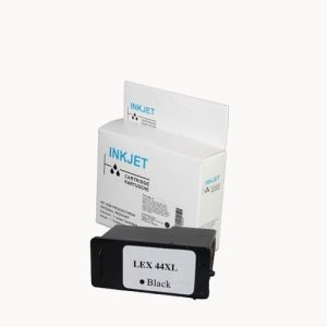 alternatief - compatible inkt cartridge voor Lexmark 44xl zwart wit Label