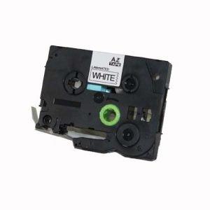 alternatief - compatible label voor Brother Tze231 P-Touch 1000