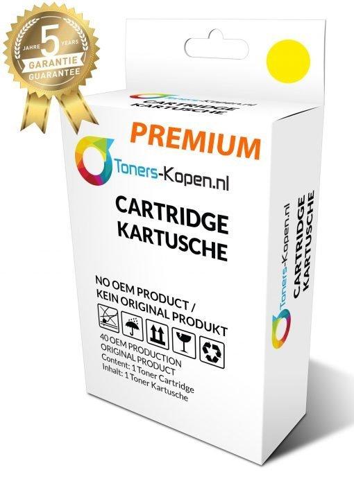 Huismerk Premium patroon voor HP 953XL geel Officejet Pro 8210