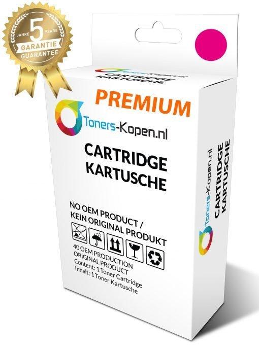 Huismerk Premium patroon voor HP 953XL magenta Officejet Pro 8210