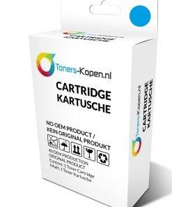 Huismerk inkt cartridge voor HP 727 cyaan Designjet T920 T1500 T2500