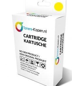 Huismerk inkt cartridge voor HP 727 geel Designjet T920 T1500 T2500