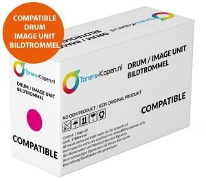 Huismerk image unit  voor Oki C822 C831 C841 magenta