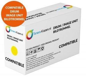 Huismerk image unit  voor Oki C822 C831 C841 geel